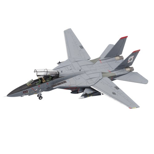 1/72 F-14A VF-41 Blackaces Final Tomcat Cruise BuNo 162608