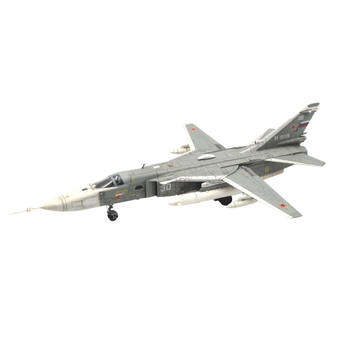 1/72 SU-24MR Fencer Russian White 30