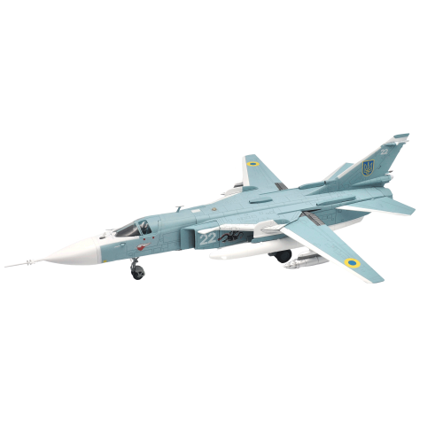 1/72 SU-24M Fencer Ukrainian White 22
